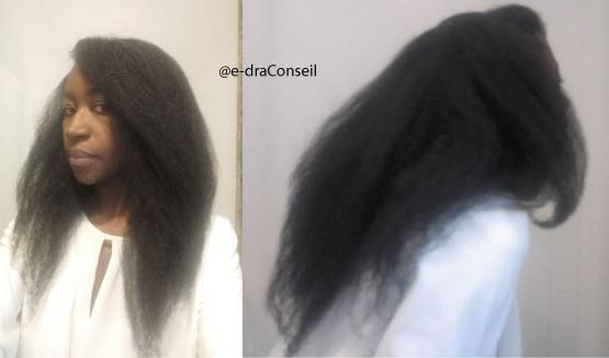 """alt=""""Lisser ses cheveux sans les abîmer"""""""